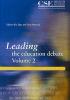 Leading the Education Debate - Volume 2